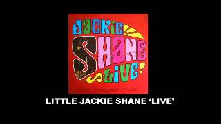 Little Jackie Shane Live Frank Motley and The Hitchhikers LP