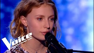 Julien Clerc - Fais-moi une place | Clémentine | The Voice 2019 | Blind Audition