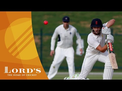 Live - MCC v Middlesex (Day 1) | Champion County Tour 2017