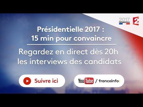 Présidentielle 2017 : 15 min pour convaincre - Bande Annonce France 2