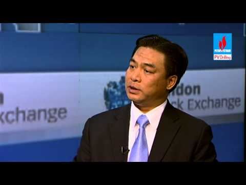 Pham Tien Dung on oil and gas | PV Drilling | World Finance Videos