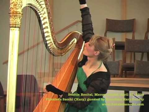 Philip Glass: Metamorphosis 1-3 - Floraleda Sacchi Harp