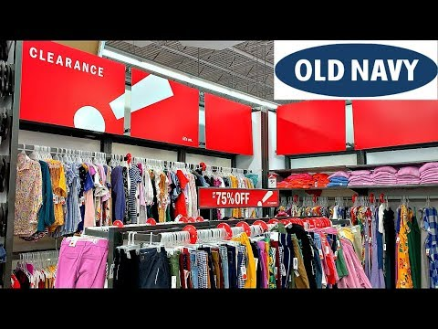 OLD NAVY CLEARANCE!!! *75% OFF* HUGE SUMMER SEMI-ANNUAL SALE!!!