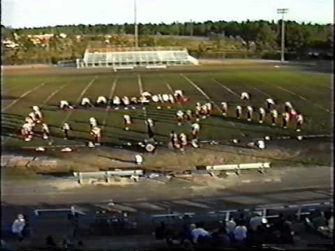 Johnsonville High School Marching Band 1995