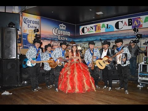 Baile de Xv años en Albuquerque, NM [10.09.2016] Cuarto de Milla y Marineros del Norte