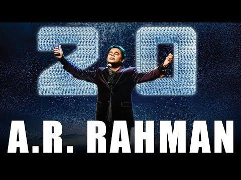 OFFICIAL: Enthiran 2.0 Album Songs| A.R.Rahman Reveals | TK - 547