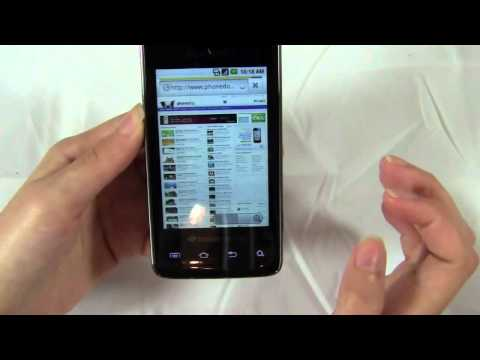 Samsung Galaxy Prevail Review Part 2