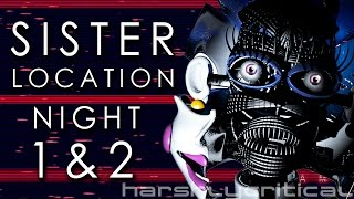 NIGHT 1 & 2 COMPLETE - Five Nights at Freddy