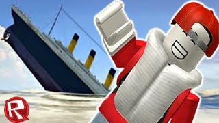 ESCAPE THE TITANIC! | Roblox