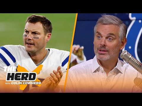 The Colts have become the Chiefs, Eagles' QB Carson Wentz too reckless? — Colin   NFL   THE HERD