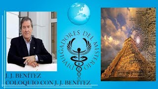 CONFERENCIA - COLOQUIO con Juan Jose Benitez