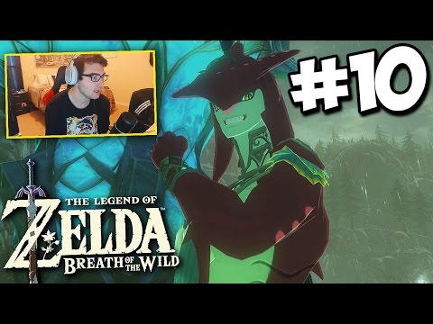Zelda: Breath of The Wild - Part 10 (Learning To Cook, Prince Sidon!)