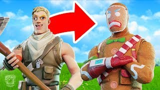 HOW GINGY BECAME A BLOODY LEGEND! (A Lazarbeam Story 2) - A Fortnite Short Film