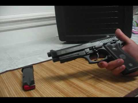 Taurus PT100 Review