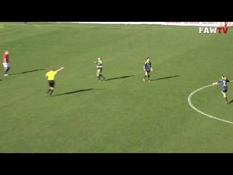 Elite Round | Ffion Morgan Goal!