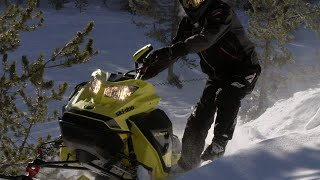 Ski-Doo Mountain Turbo