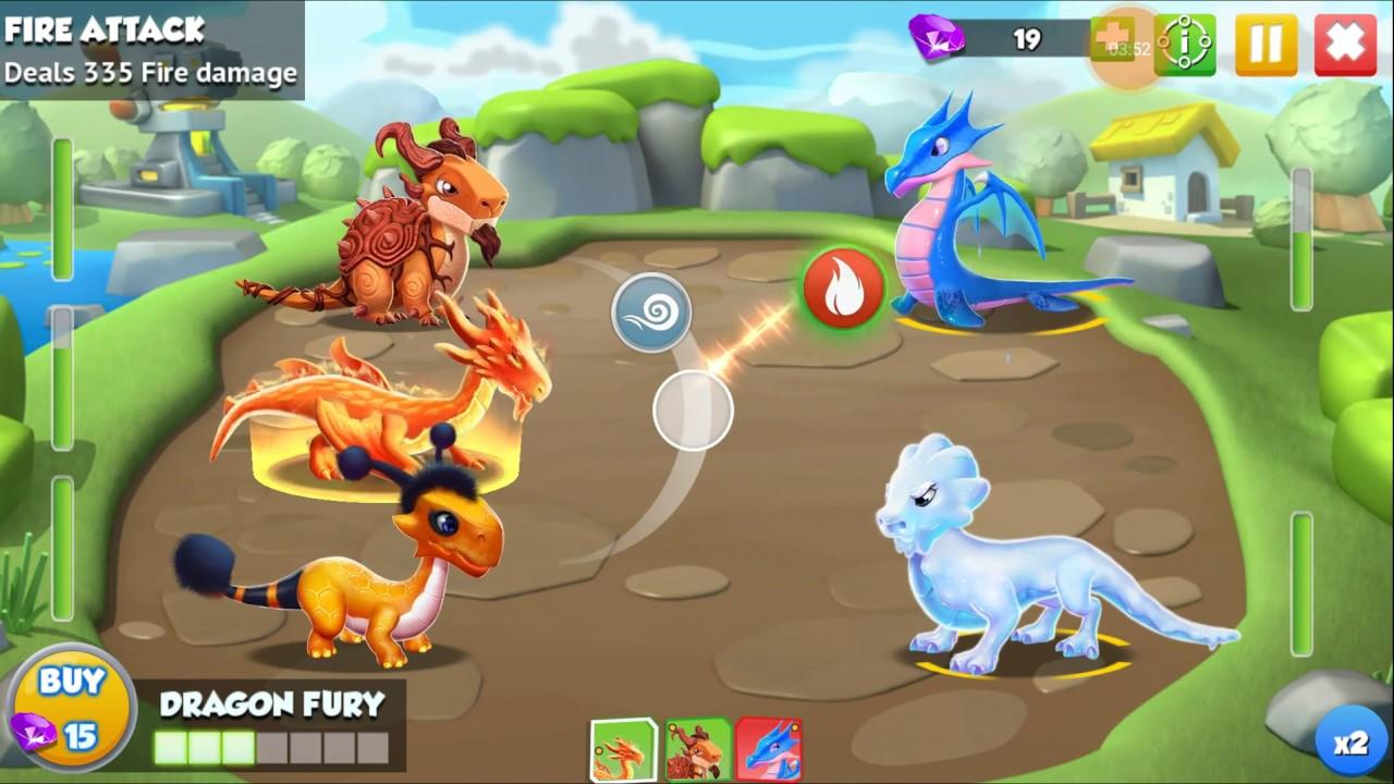 Dragon Mania Legends Rồng New Nông Trại HNT chơi game Đảo Rồng Thiên Thần HNT Channel New 5