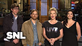 SNL Promo: Charlize Theron and The Black Keys
