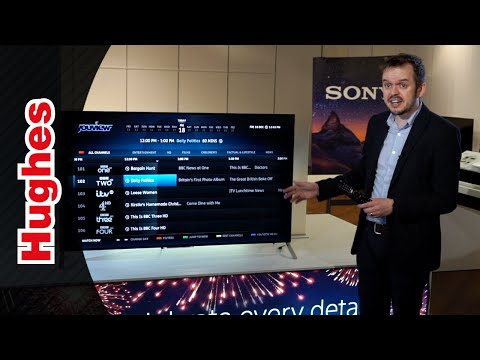 Sony Bravia TV YouView Features Explained