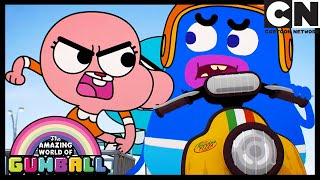 Anais Puts Up A Fight  | The Line | Gumball | Cartoon Network