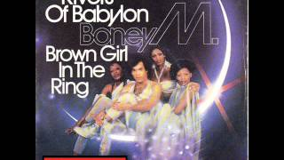 Boney M - Rivers of Babylon (Up Master)