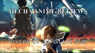 Mecha Anime Reviews: Voices of a Distant Star