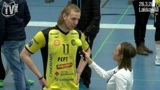 Tiikerit - Lakkapää su 26.3.2017 - Antti Leppälä