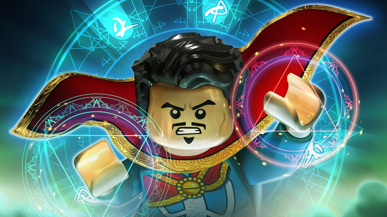 Doctor Strange Marvel Movie Wallpapers Widescreen Cinema: All-New All-Different Doctor