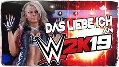 10 Dinge die ich an WWE 2K19 liebe! || Pro WWE 2K19 (Deutsch/German)
