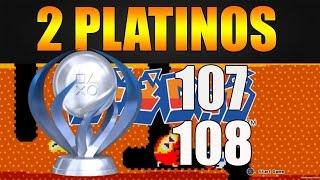 PLATINO 107 & 108 | DIG DUG Y GALAGA