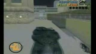 GTA 3 Görev #62 - Uzi Parası (Mission #62 - Uzi Money)