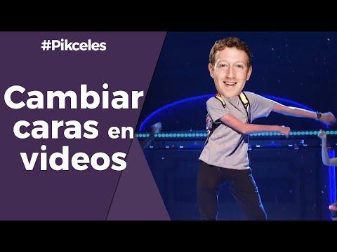 Cómo cambiar la cara en un video - #Pikceles con @_keyframe