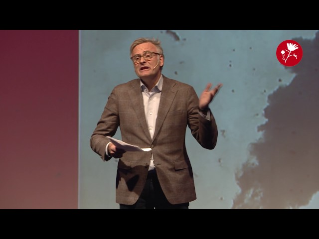 Jeroen Smit - The Justice Conference The Netherlands 2016