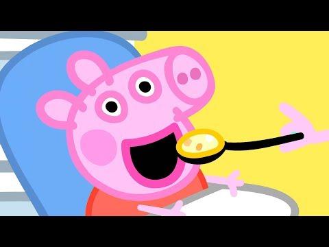 Peppa Pig Français 🍼 Maman A Un Bebe   44 Minutes   Dessin Animé