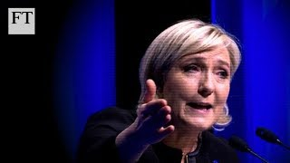 France: The town that turned to Le Pen