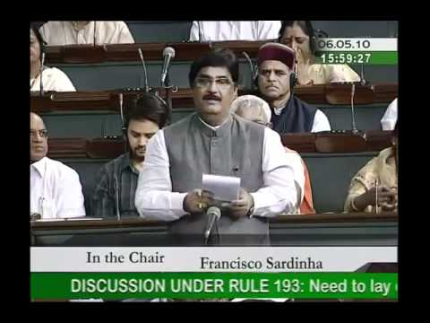 Specific parameters for conducting the Census, 2011: Sh. Gopinathrao Munde: 06.05.2010