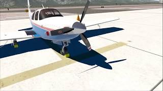 OTG Live: AFM Mooney Ovation VR Review (X-Plane 11.25)