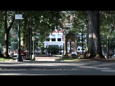 A Walk Around Portland, Oregon