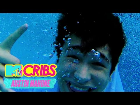 Austin Mahone Walks Us Through His Miami Home | MTV Cribs: Priciest Pads | MTV