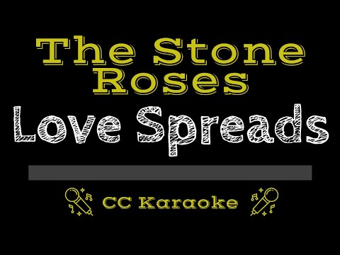 The Stone Roses   Love Spreads CC
