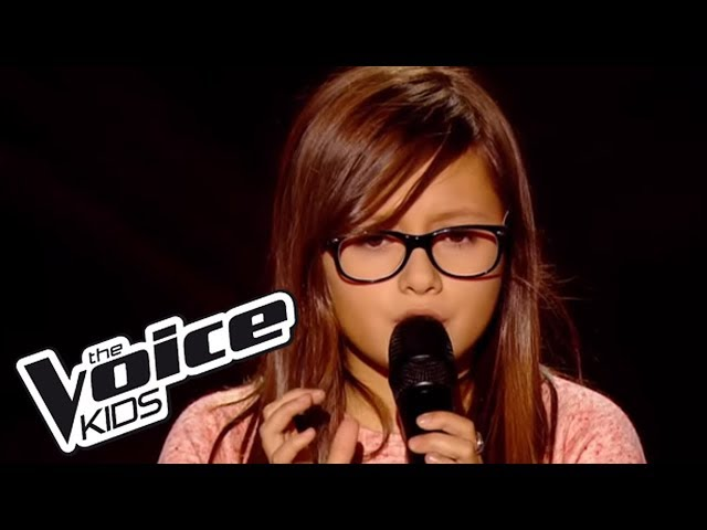 Under - Alex Hepburn | Mélina | The Voice Kids 2014 | Blind Audition