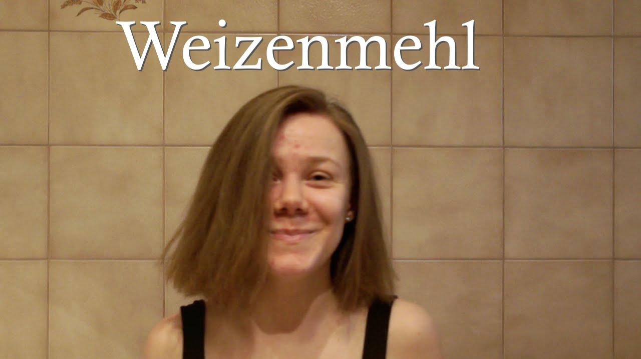 haare mit weizenmehl waschen anleitung washing hair with wheat flour engl sub youtube. Black Bedroom Furniture Sets. Home Design Ideas