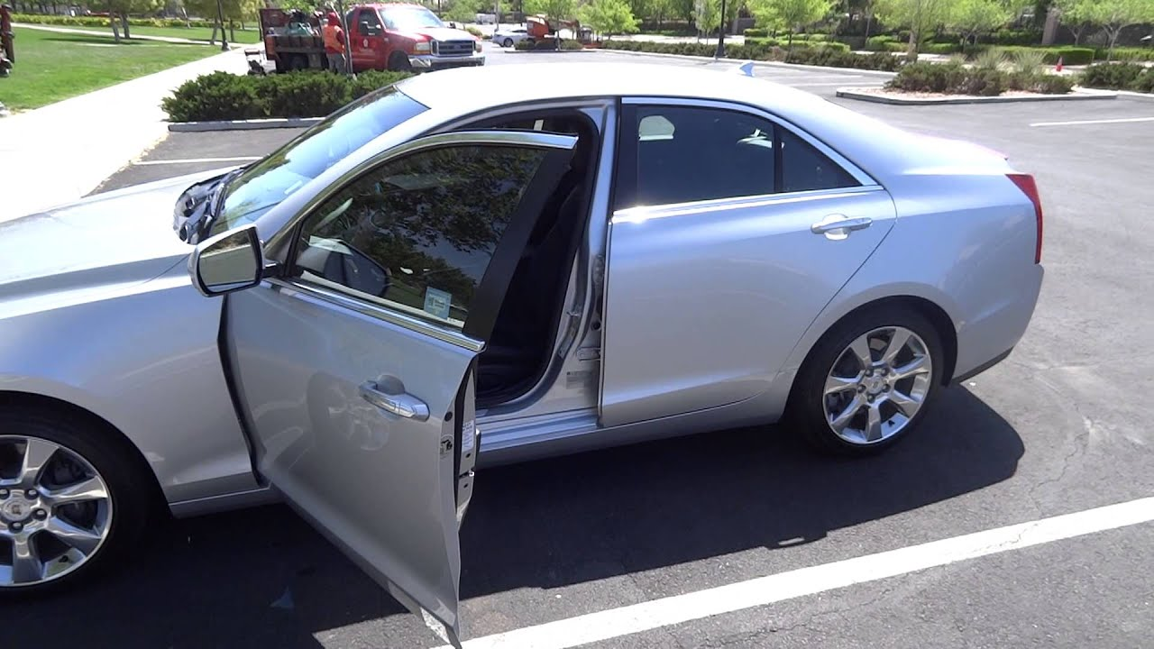 Cadillac CTS, Enterprise Rent-A-Car, Las Vegas