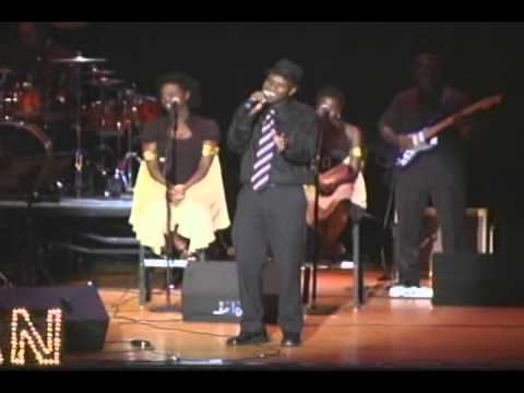 Will Graves TRIBUTE TO LUTHER VANDROSS