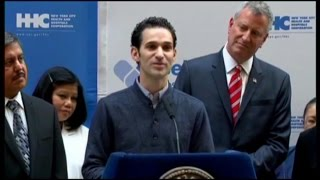 NYC Dr. Craig Spencer Says He's Ebola Free