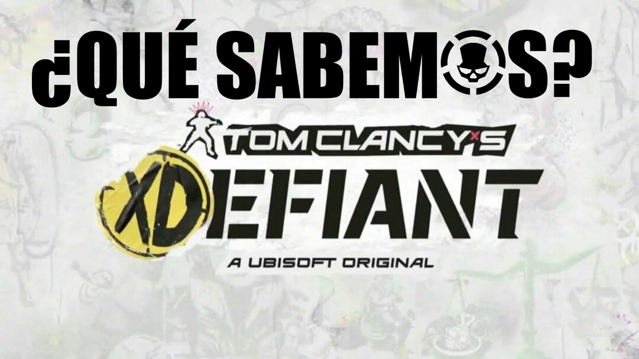 Tom Clancy's XDEFIANT   Ubisoft   ¿Qué se sabe?