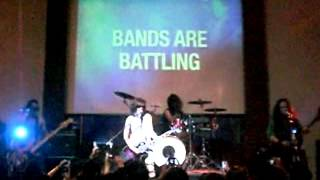 The PainKillers - Action Action @ Hard Rock Battle of the Band 2012 (12 Maret 2012)