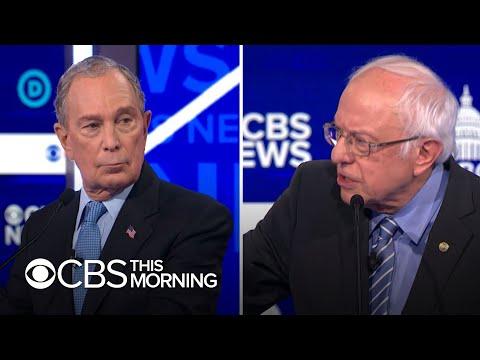 South Carolina Democratic debate highlights