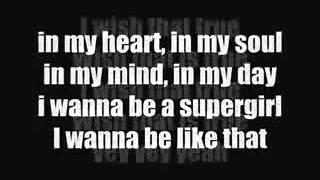 Download lagu Rosemarry feat Gania Supergirl 3gp MP3