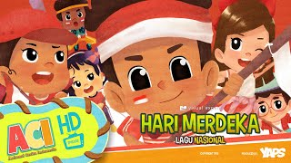 Gambar cover Lagu Hari Merdeka - Animasi Cerita Indonesia (ACI)